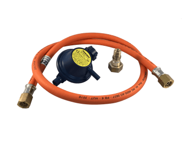 Kit tuyau et détendeur gaz pour plancha Eno