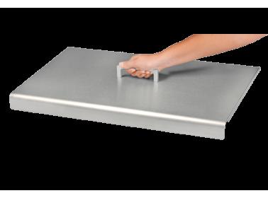 Abdeckung für die Electro-Plancha Design