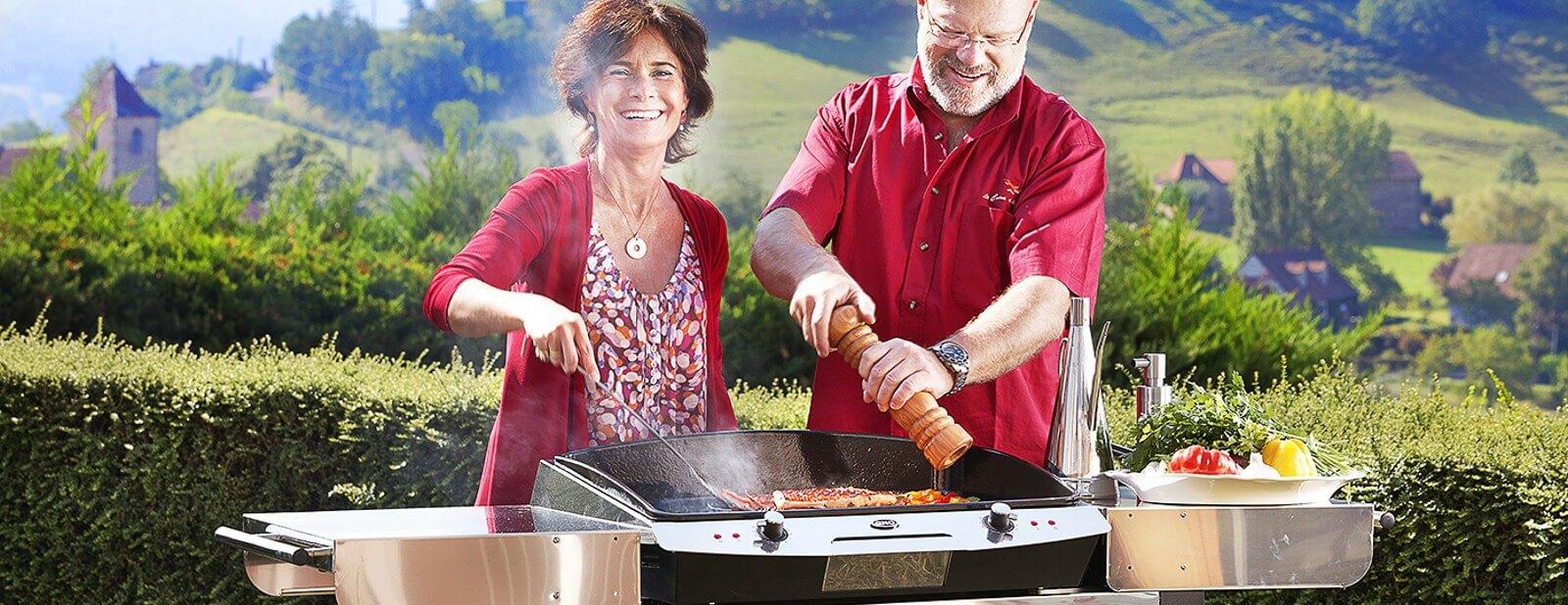 Entdecken Sie neu, draussen zu kochen